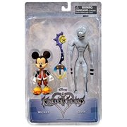 Disney Kingdom Hearts Mickey and Dusk Action Figures - Series 1
