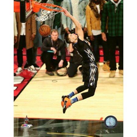 Zach Lavine Slam Dunk Contest 2016 NBA All-Star Game Photo