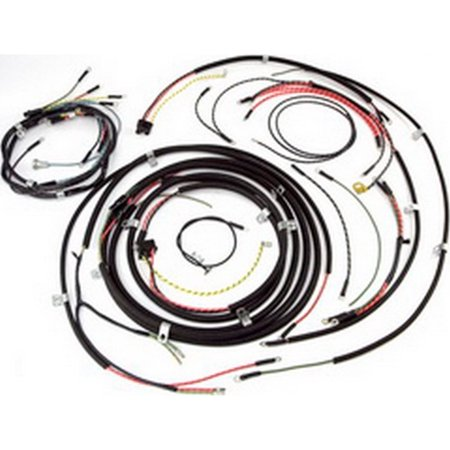 Omix 17201.05 Chassis Wire Harness For Jeep Willys