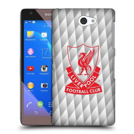 OFFICIAL LIVERPOOL FOOTBALL CLUB RETRO CREST HARD BACK CASE FOR SONY PHONES - Liverpool Club Crest