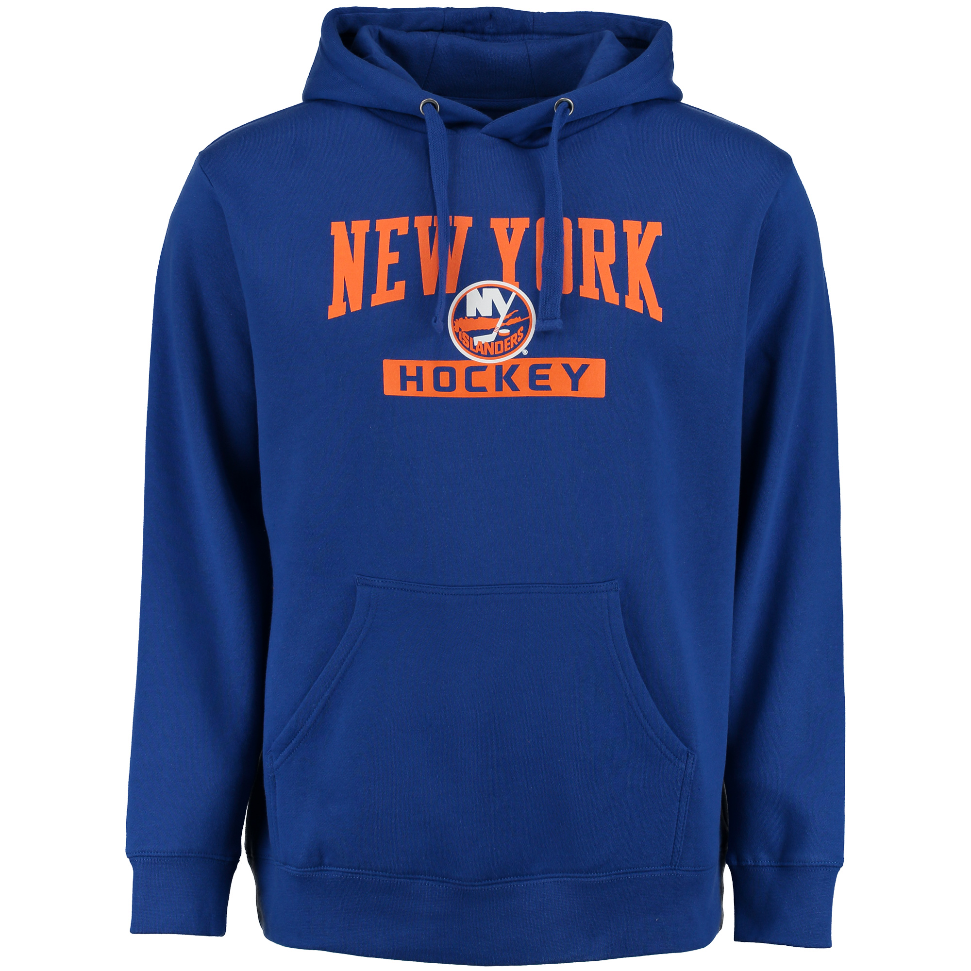 New York Islanders Rinkside City Pride Pullover Hoodie - Royal