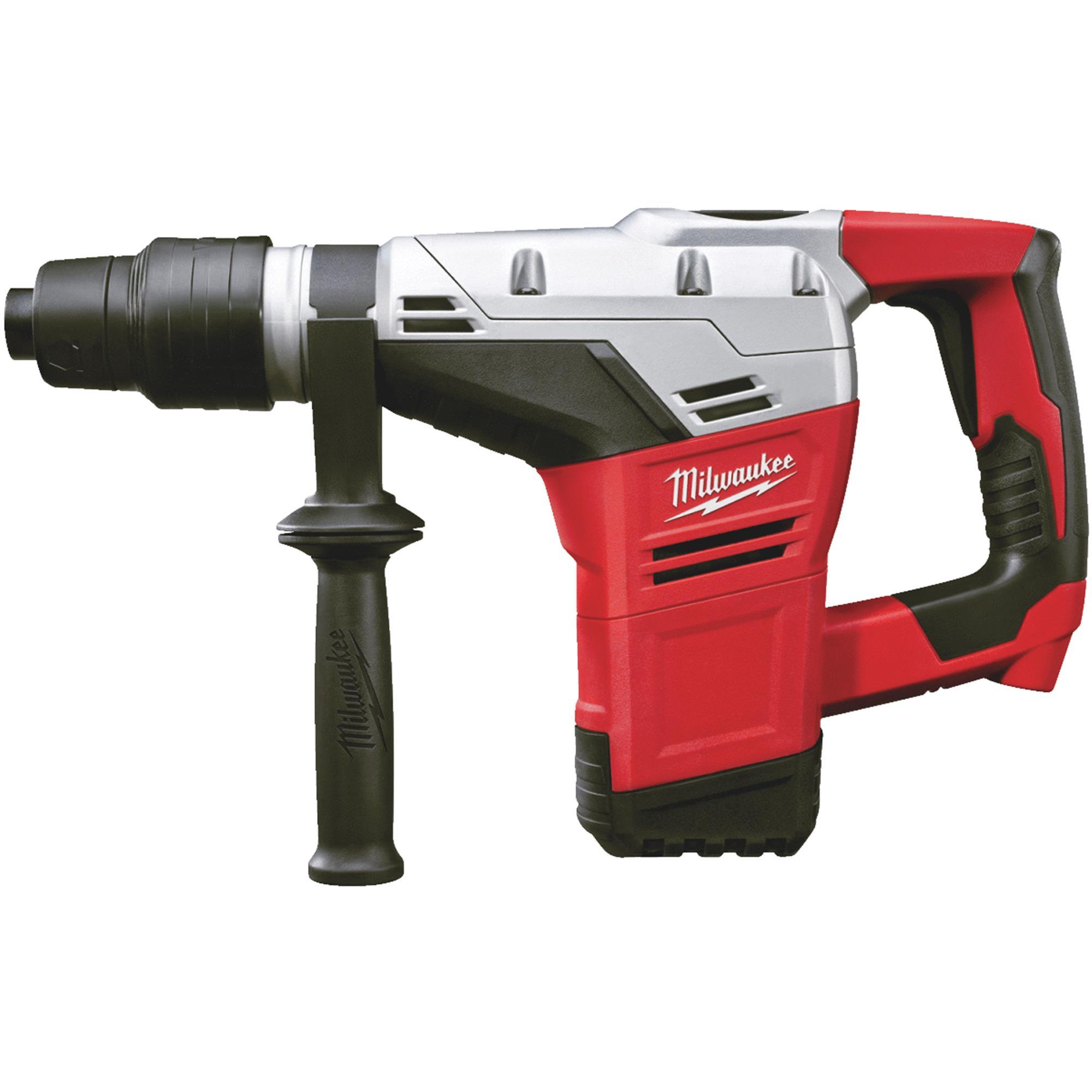 Milwaukee 1-9/16 In. Spline Electric Hammer Drill