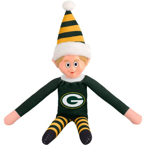 Forever Collectibles NFL Team Elf, Green Bay Packers