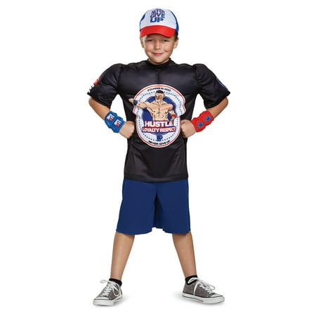 John Cena Costumes (WWE John Cena Classic Muscle Child)