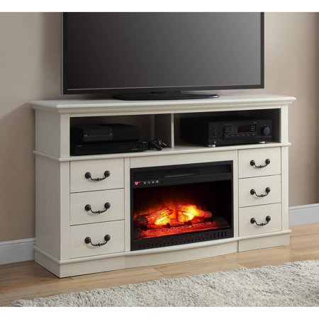 Better Home And Gardens Media Fireplace Console For Tv 39 S Up To 70