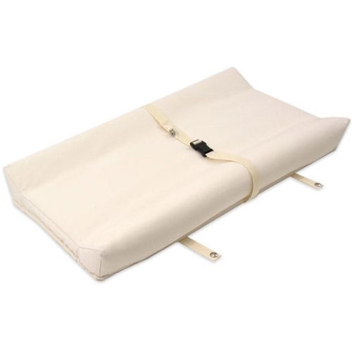 NaturePedic Organic Changing Table Pad - 2 Sided Contoured