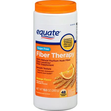 Konsyl Orange Sugar Free Natural Fiber Supplement   Oz