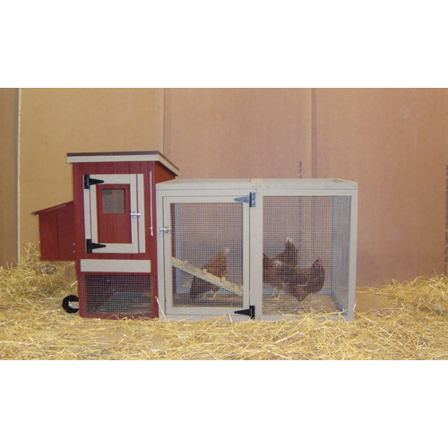EZ-Fit Sheds Miniature Chicken Coop
