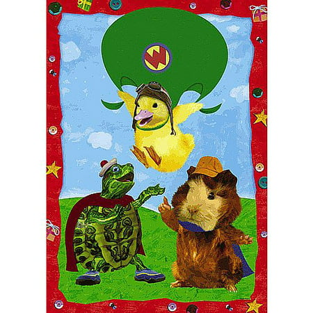 Wonder Pets Party Game - 1 pc. by, Wonder Pets Party Game By American Greetings Ship from US](Party America Hours)