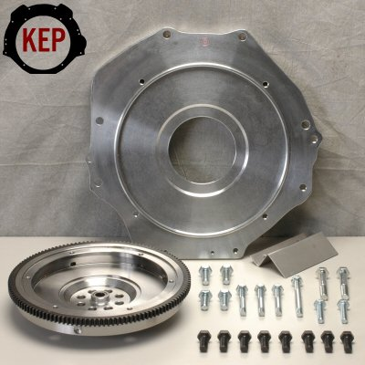 Kennedy Engine Adapter 1998-On Acura/Honda 3.0-3.6 Liter 60 Degree V-6 To 091 Vw Bus Trans