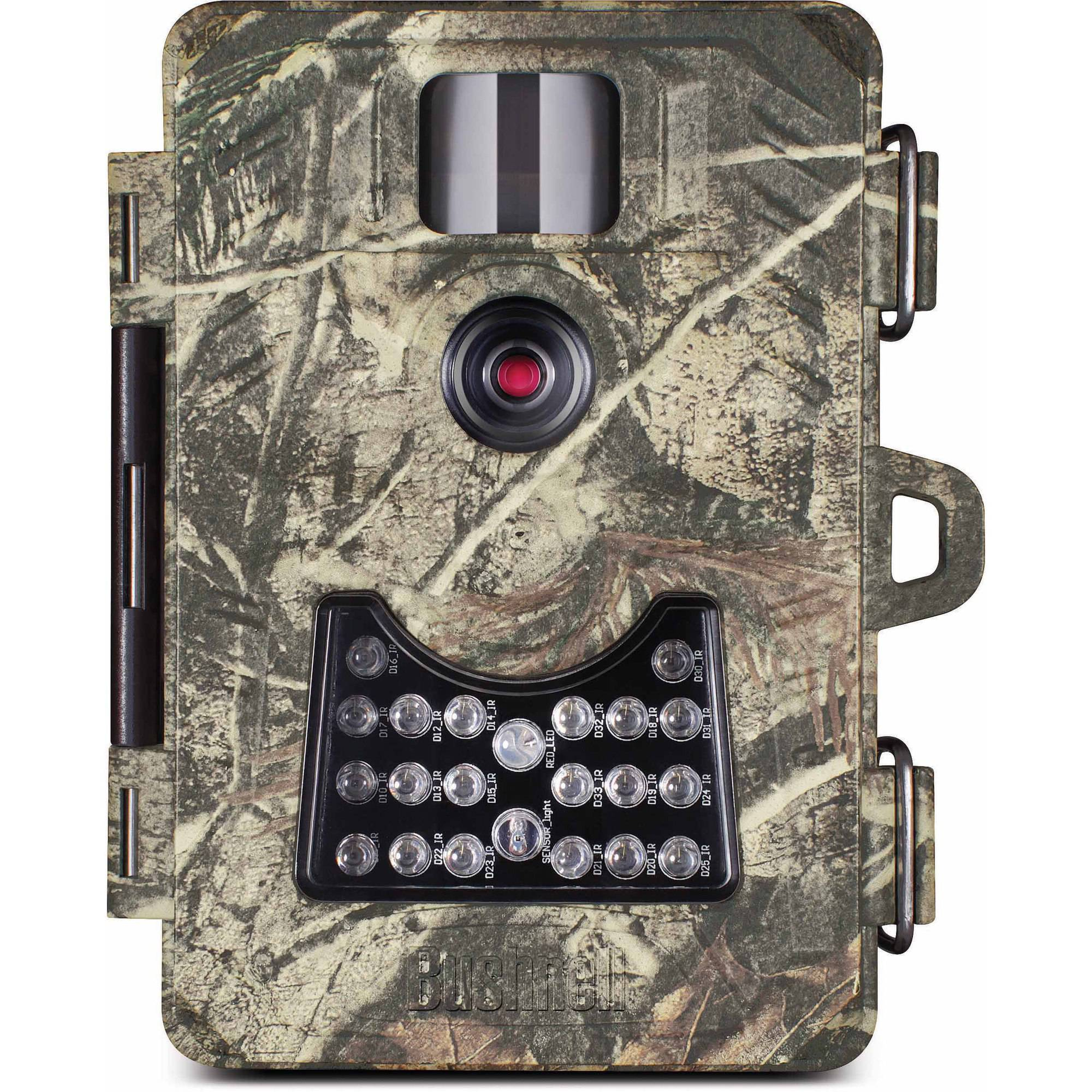 Bushnell 8MP Trail Camera, Camo