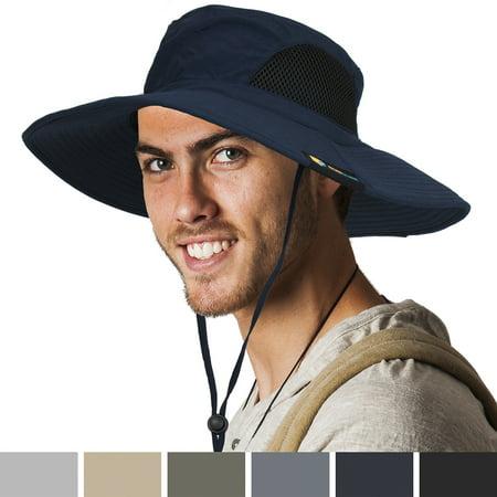405ac2b9846 SUN CUBE Premium Boonie Hat with Wide Brim