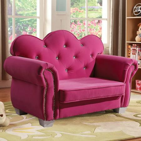 Everly Quinn Samatha Youth Club Chair - Walmart.com