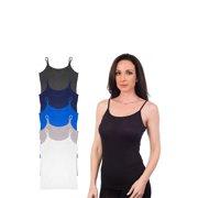 Women's Basic Camisole 6-Pack