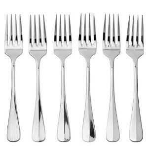Oneida Savor Dinner Forks, Set of 6