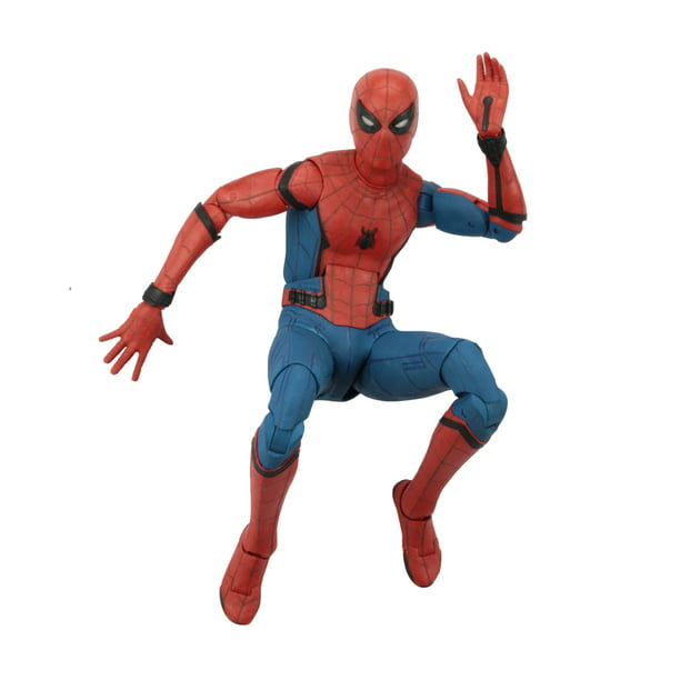 Spider Man Homecoming 1 4 Scale Action Figure Spider Man Walmart Com Walmart Com