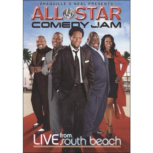 Shaquille O'Neal Presents: All Star Comedy Jam (Li [DVD]