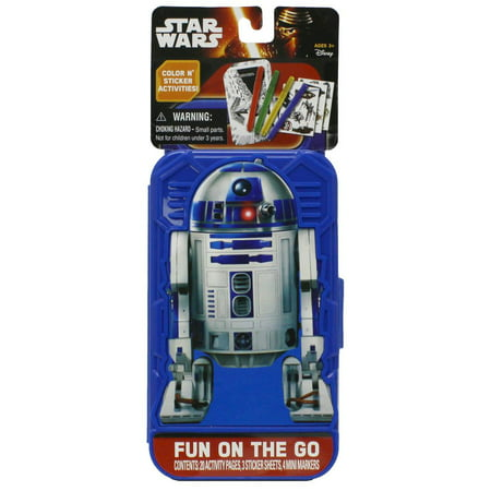Star Wars R2D2 Fun on the Go