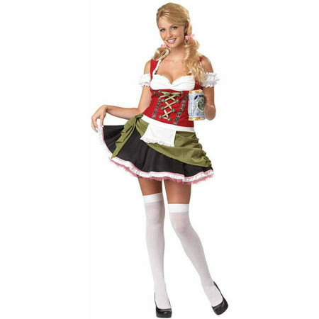 Bavarian Bar Maid Women's Adult Halloween Costume