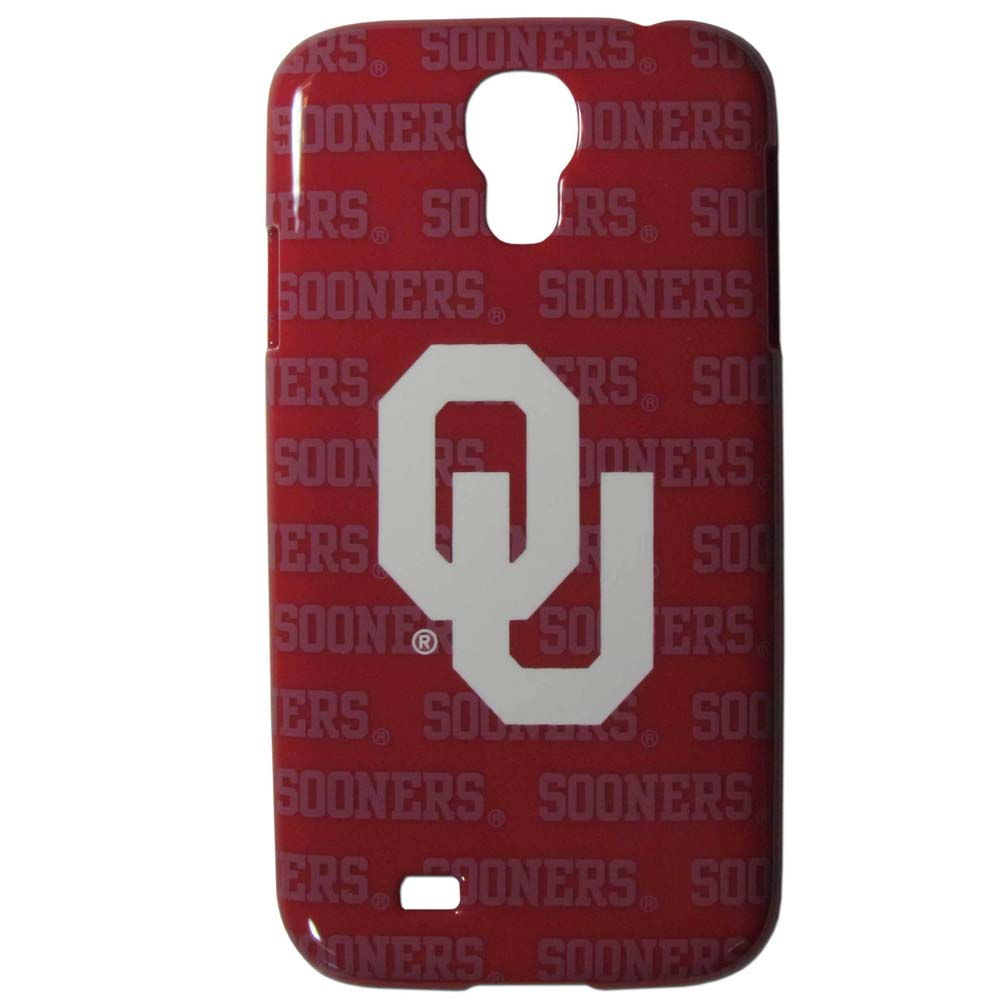 Oklahoma Samsung Galaxy S4 Snap on Case (F)