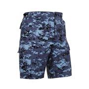 Rothco Camouflage BDU Shorts, Sky Blue Digital Camo - Walmart.com