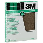 3M 99406NA 50D Grit Pro-Pak™ Paint & Rust Removal Sandpaper Sheets