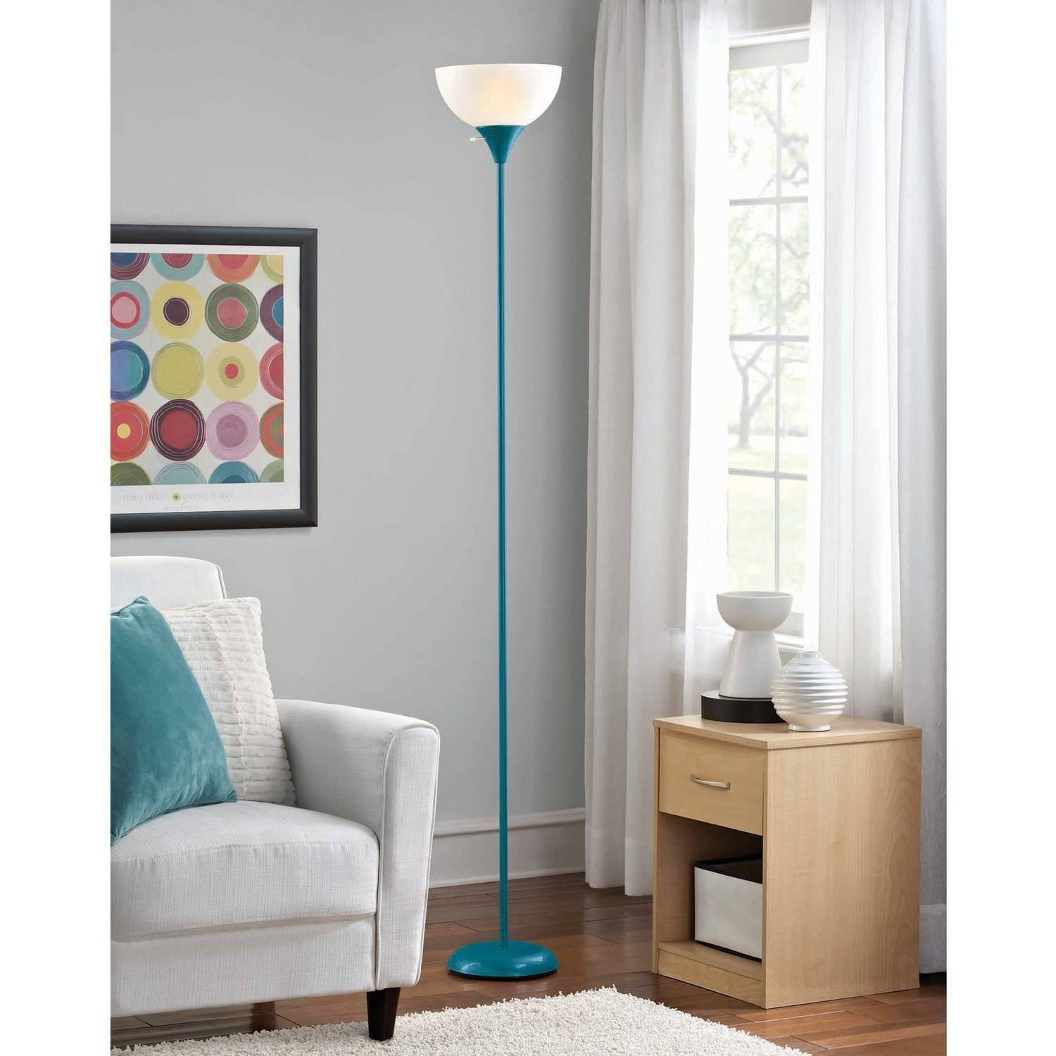 """Adesso 5'11"""" Floor Lamp by Generic"""