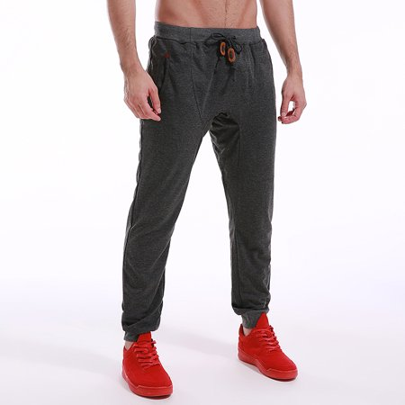 incerun men dance baggy jogger casual sports trousers long slacks