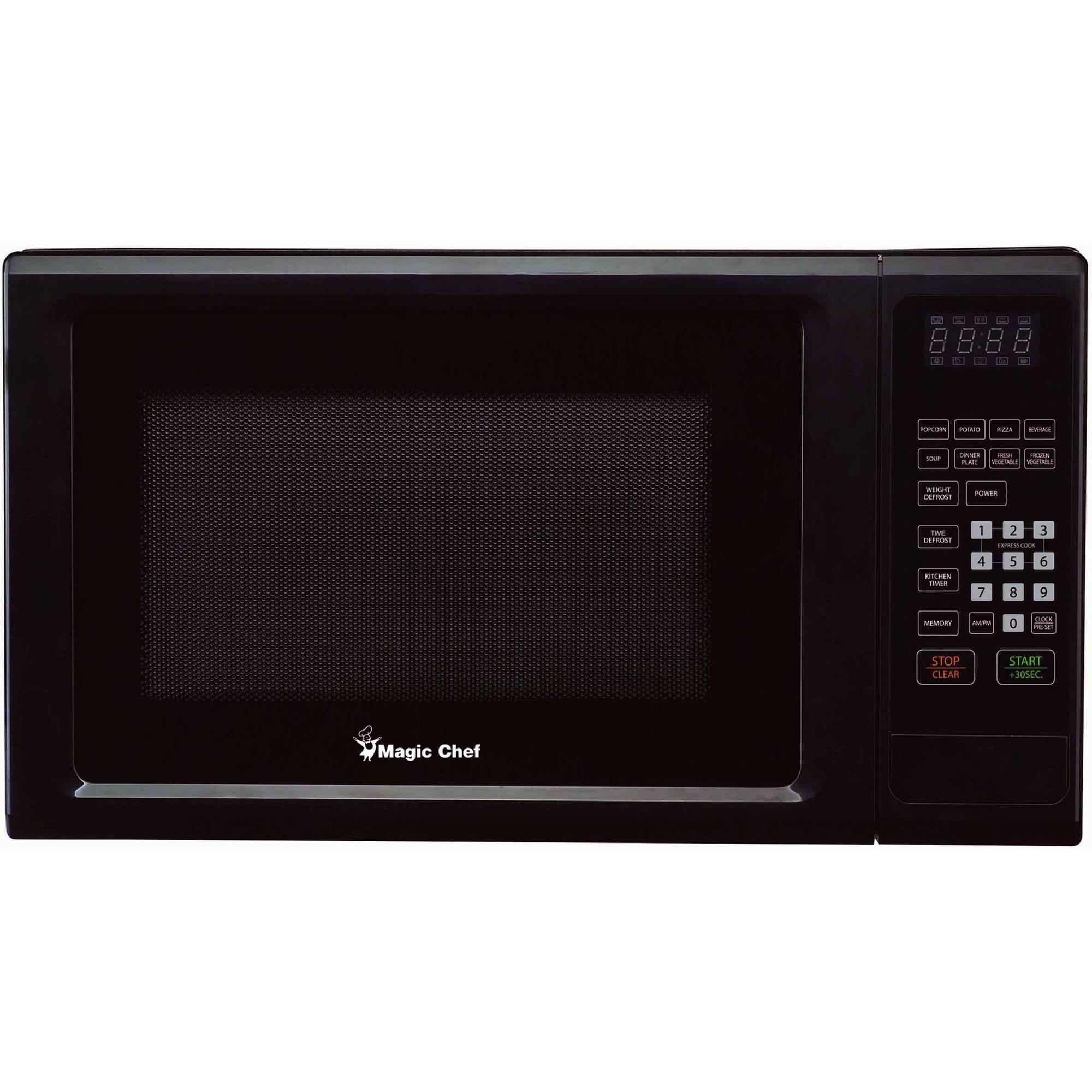 Magic Chef Kitchen Appliances Magic Chef 11 Cu Ft Microwave Walmartcom