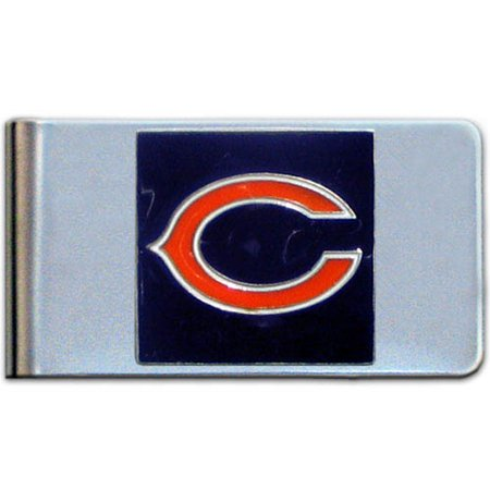 Nfl Team Money Clip (Official Licensed NFL Steel Money Clip Hand Painted 3D Emblem Choose Your)