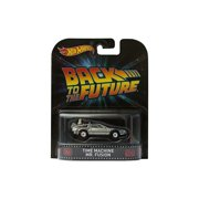 """Time Machine Mr. Fusion \""""Back To The Future\"""" Hot Wheels 2015 Retro Series 1/64 Die Cast Vehicle"""