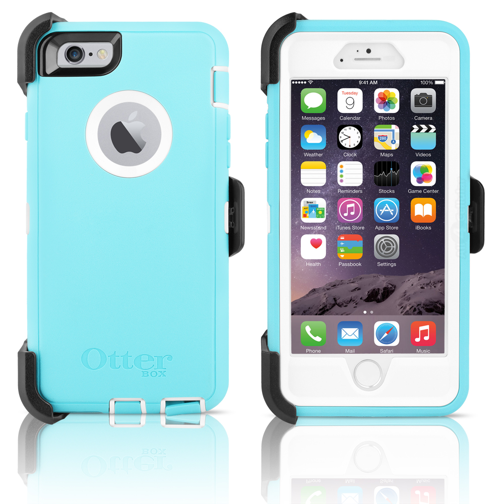best loved 62084 c1152 OtterBox Defender Series Case & Holster for Apple iPhone 6 / 6S 4.7