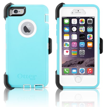 best loved 0625b 4d2cf OtterBox Defender Series Case & Holster for Apple iPhone 6 / 6S 4.7