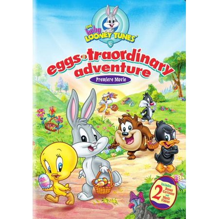 Baby Looney Tunes: Eggs-Traordinary Adventure (Other)