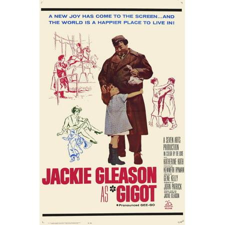 Gigot (1962) 11x17 Movie - Lamb Leg