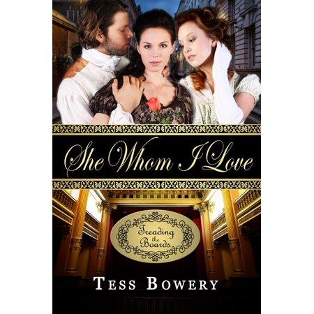 She Whom I Love - eBook
