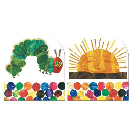 Carson-dellosa Hungry Caterpillar Good Works Holder - 6 / Pack (CDP119025)