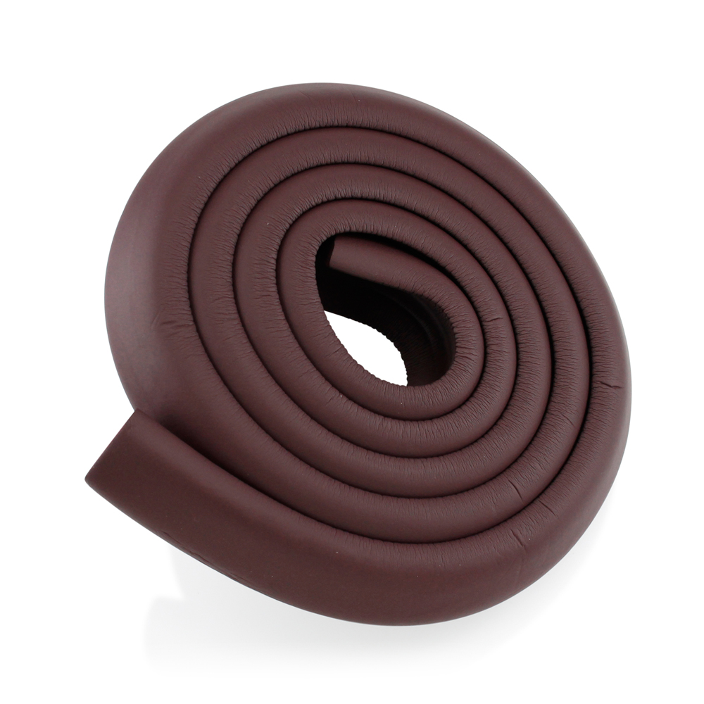 Toddlers Kids Baby Safety Softy Desk Table Edge Bumper Guard Protection Cushion Cover Protector  - Wood