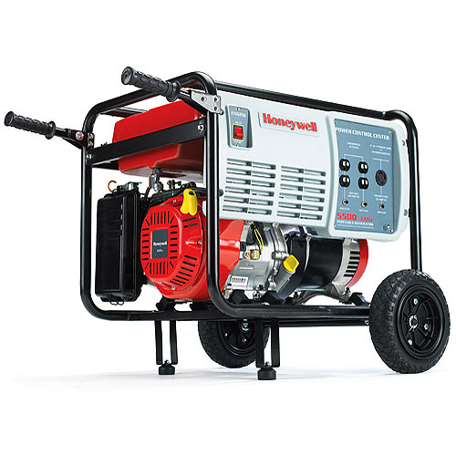 Honeywell 5500-Watt Portable Generator