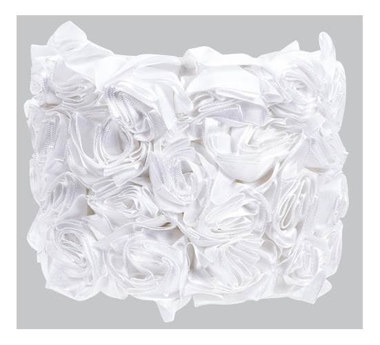 Rose Garden Nightlight in White