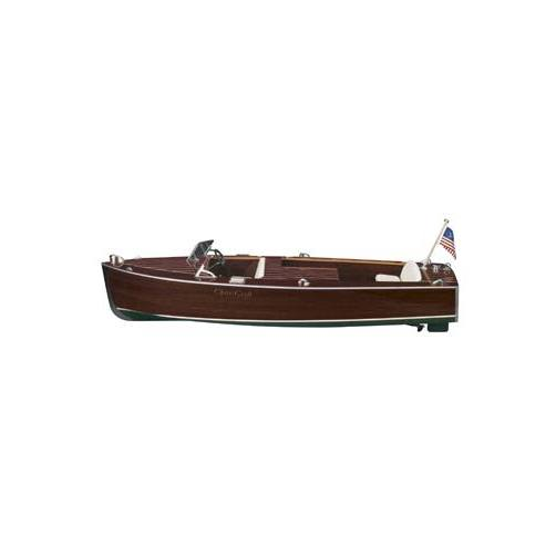 "1240 Chris-Craft Utility Boat Kit 24"" Multi-Colored by DUMAS"