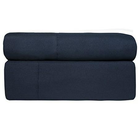 aurora bedding #1 1800 series 6 piece bed sheet set with deep pocket, king,