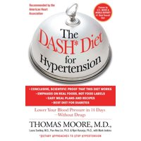 The Dash Diet for Hypertension (Paperback)