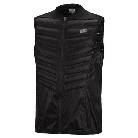 Bmai Sport Running Jacket Lightweight Professional Down Vest Convenient Keep Warm Winter for