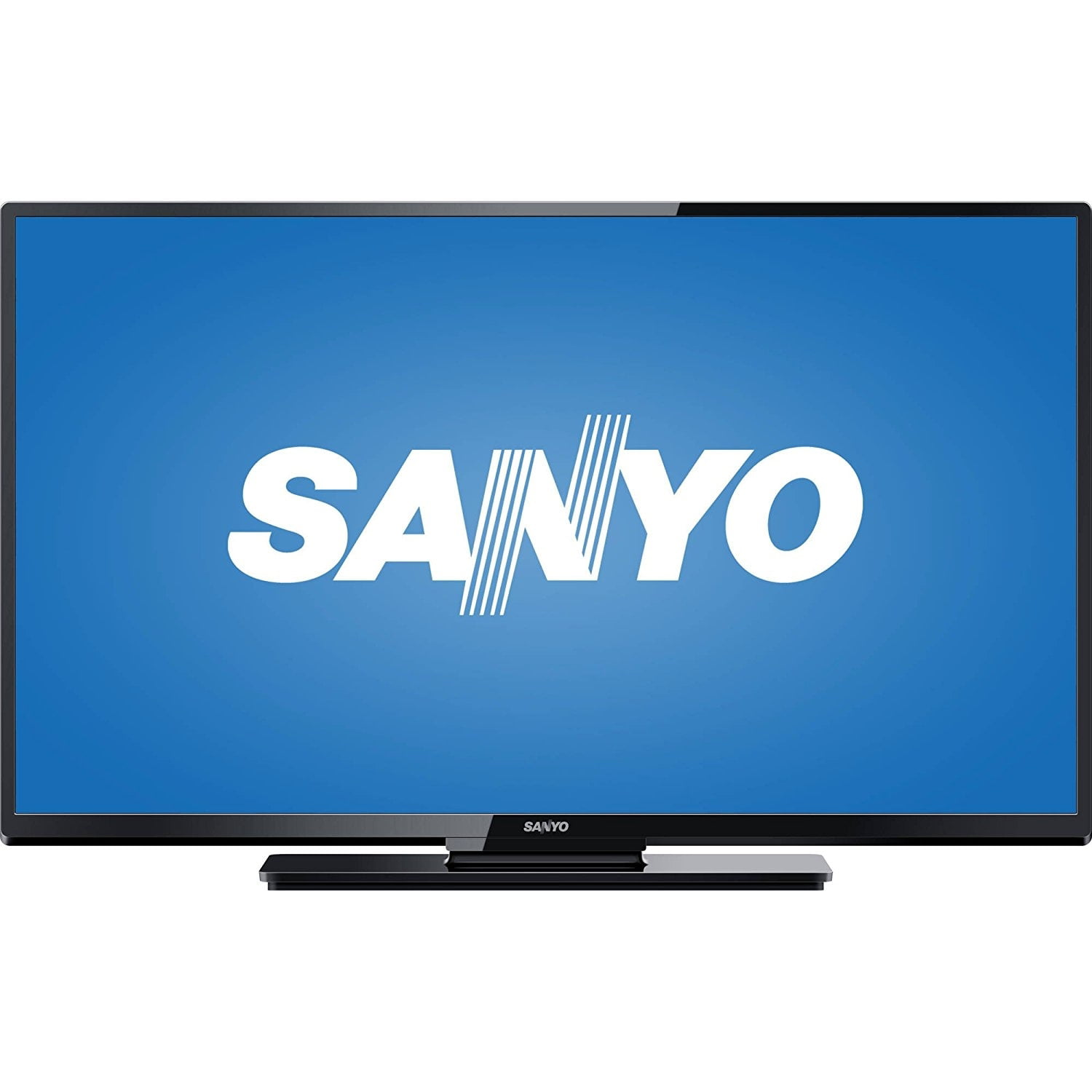 """SANYO�FW43D25F�1080p�43""""�LCD TV, Black� (Certified Refurbished) by Sanyo"""