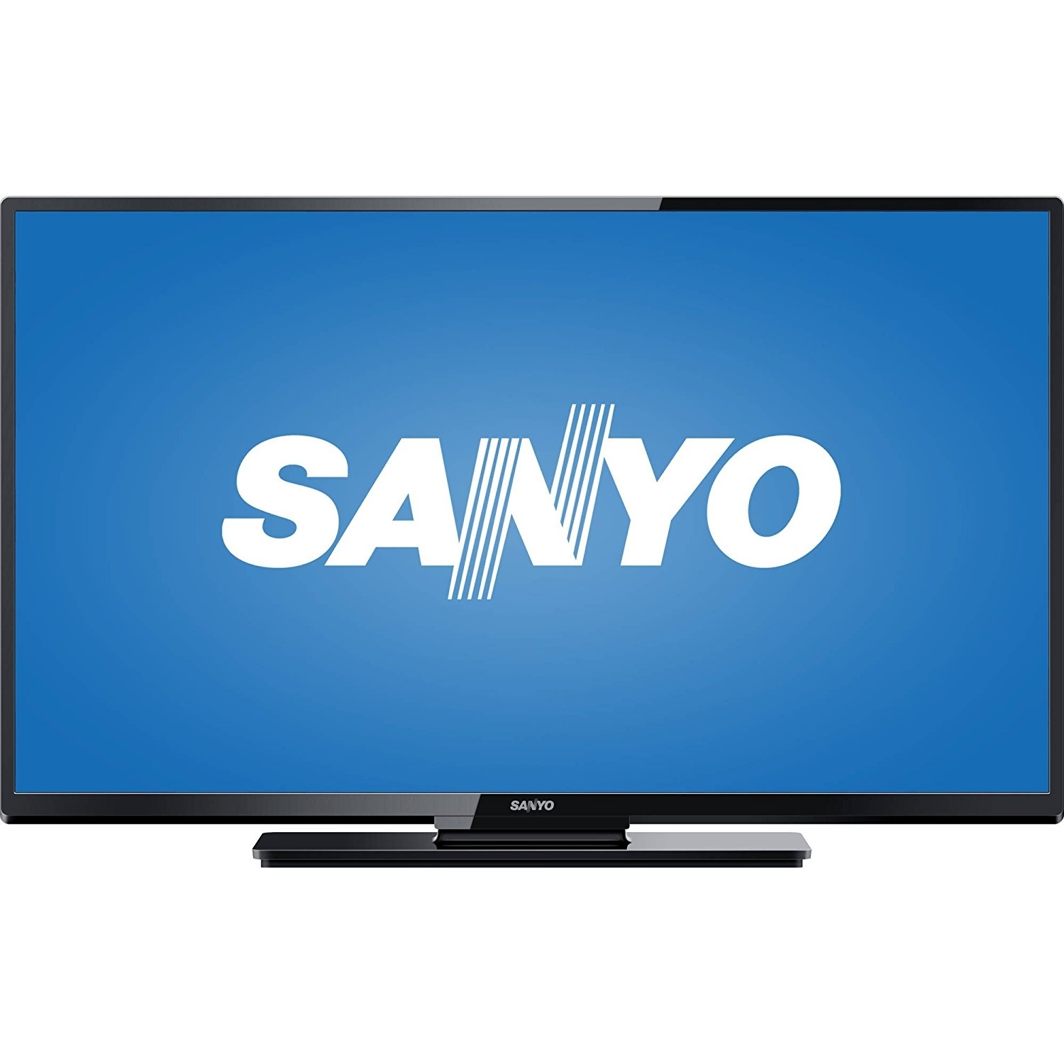 "Sanyo FW43D25F 1080P 43"" LCD TV, BLACK (Certified )"