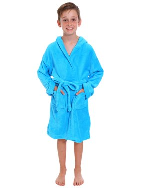 Children Outdoor Pool Coverup and Beach Coverup,Medium blue,1-3 Years