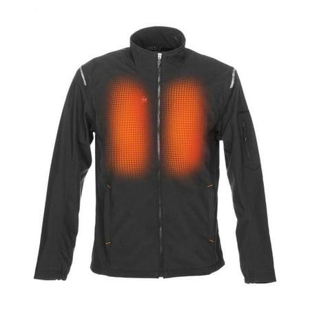Mobile Warming 7.4V Men's Alpine BT Battery Heated Jacket