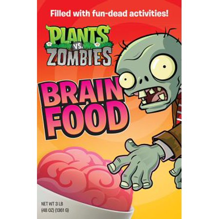 Plants vs. Zombies: Brain - Zombie Brains
