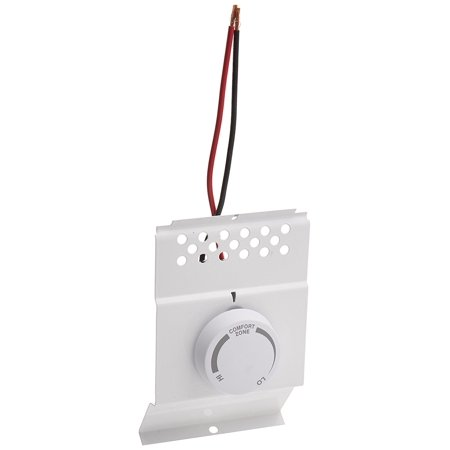 MANUFACTURING 8732 White Single Pole Built In Baseboard Thermostat, Durable product By Cadet